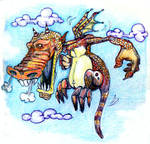 dufus the dragon