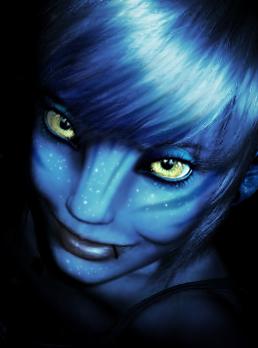 My Avatar by KishiShiotani
