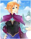 Gender Bender Anna - Frozen