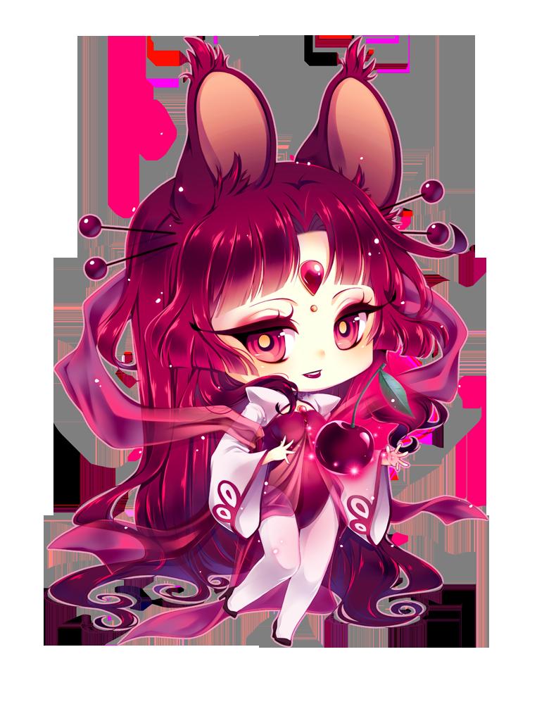Cherry Cherry Lady XD by KishiShiotani on DeviantArt