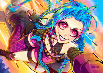 Get Jinxed by KishiShiotani