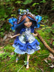 Ever After High repaint Blondie Lockes by Magic-by-Mie