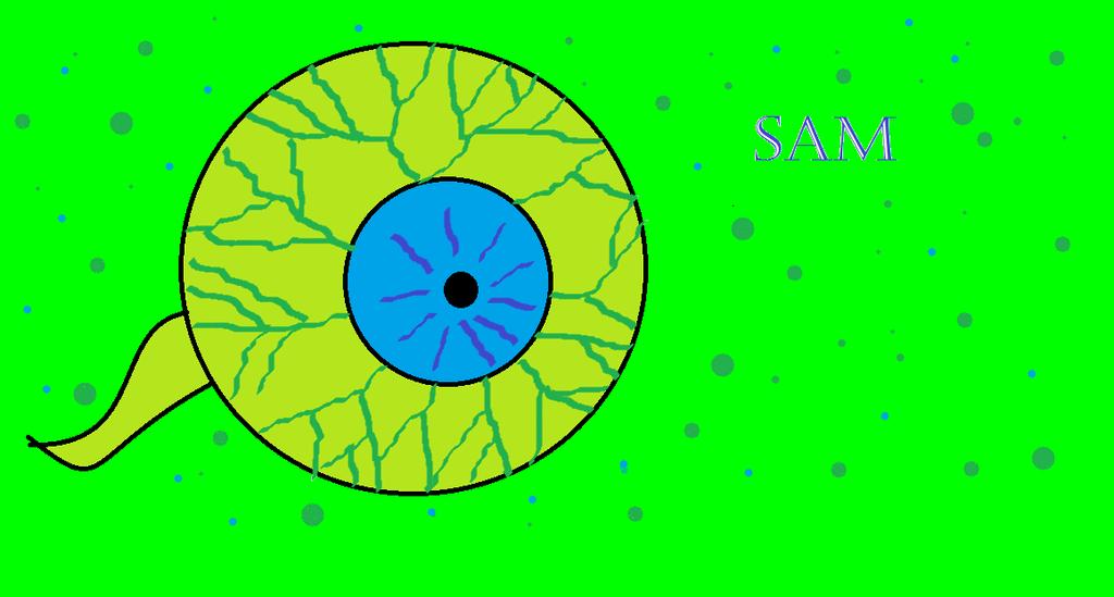 Jacksepticeye Sam by yuunaibuke