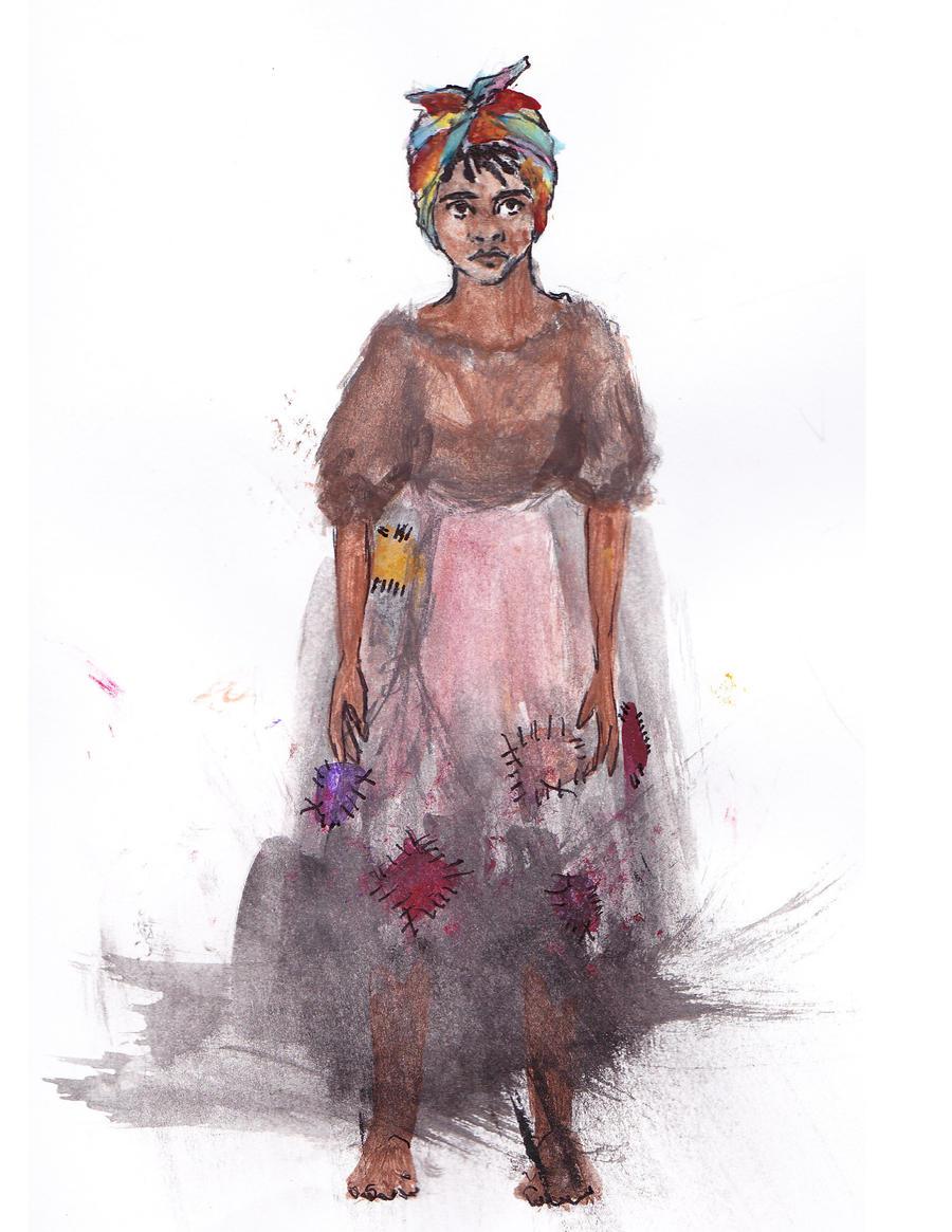Tituba's Four day Journal!
