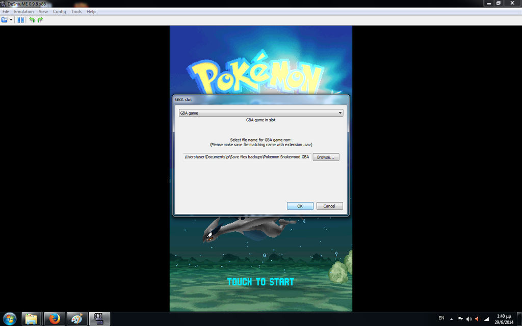 Transporting Pokemon from Gen3 ROMs to Gen4 ROMs! by