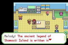 Pokemon vega dh hideout