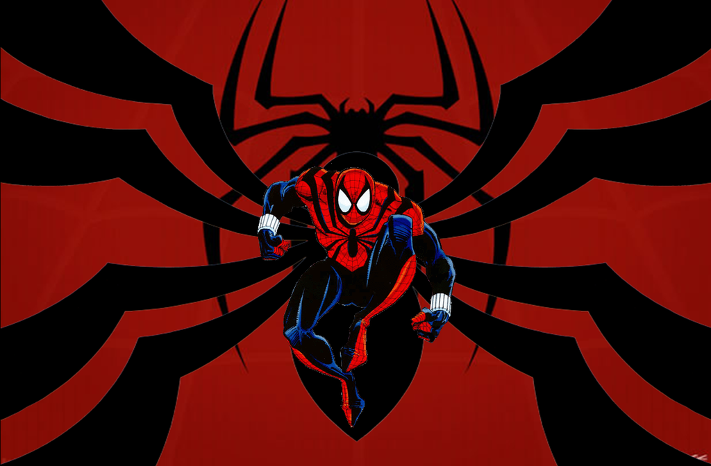 1MadeSpider8 by camdencc