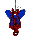 Spiderman Upside-down (2)