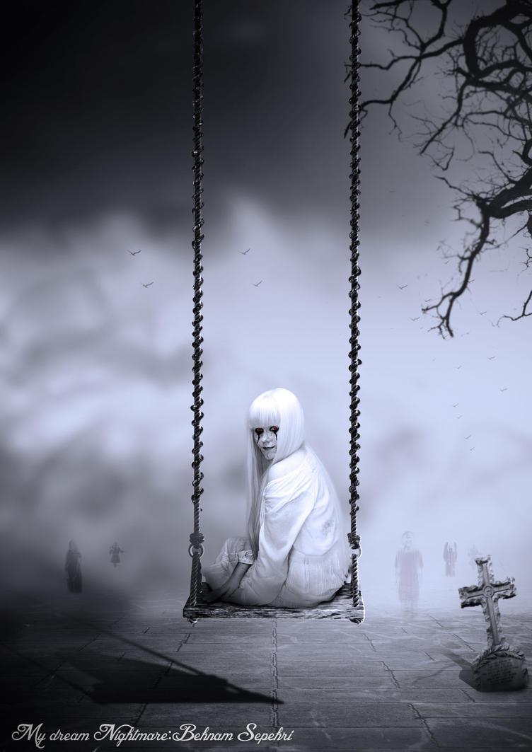 Mydream:nightmare (edit) by behnam-sep