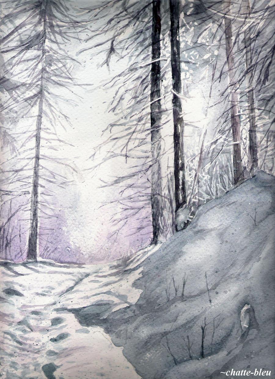 Zima 2 by chatte-bleu