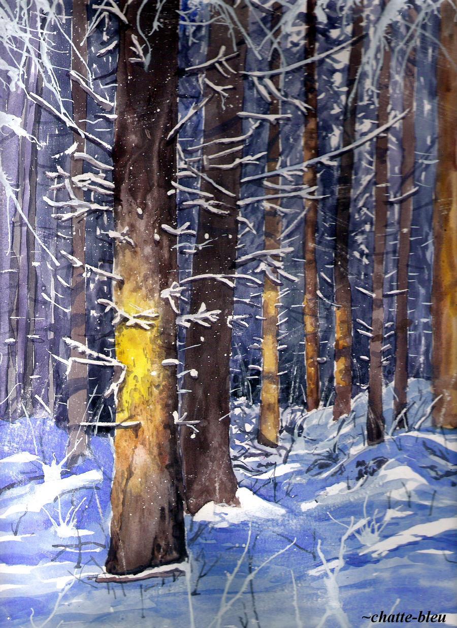 Zima 5 by chatte-bleu
