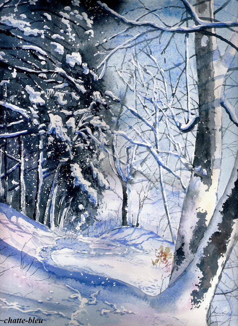 Zima 16 by chatte-bleu