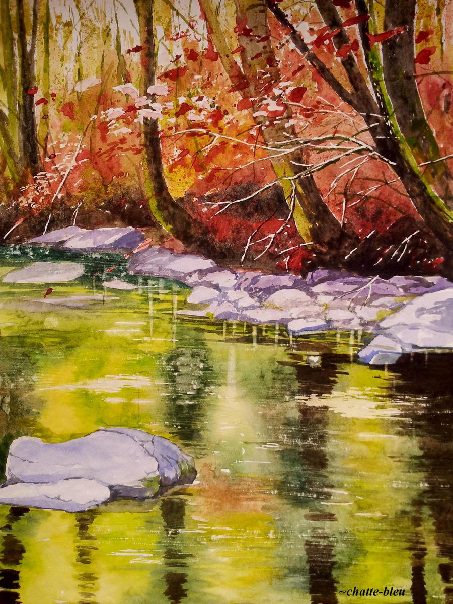Rzeka 6 by chatte-bleu