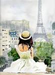 Poranek w Paryzu