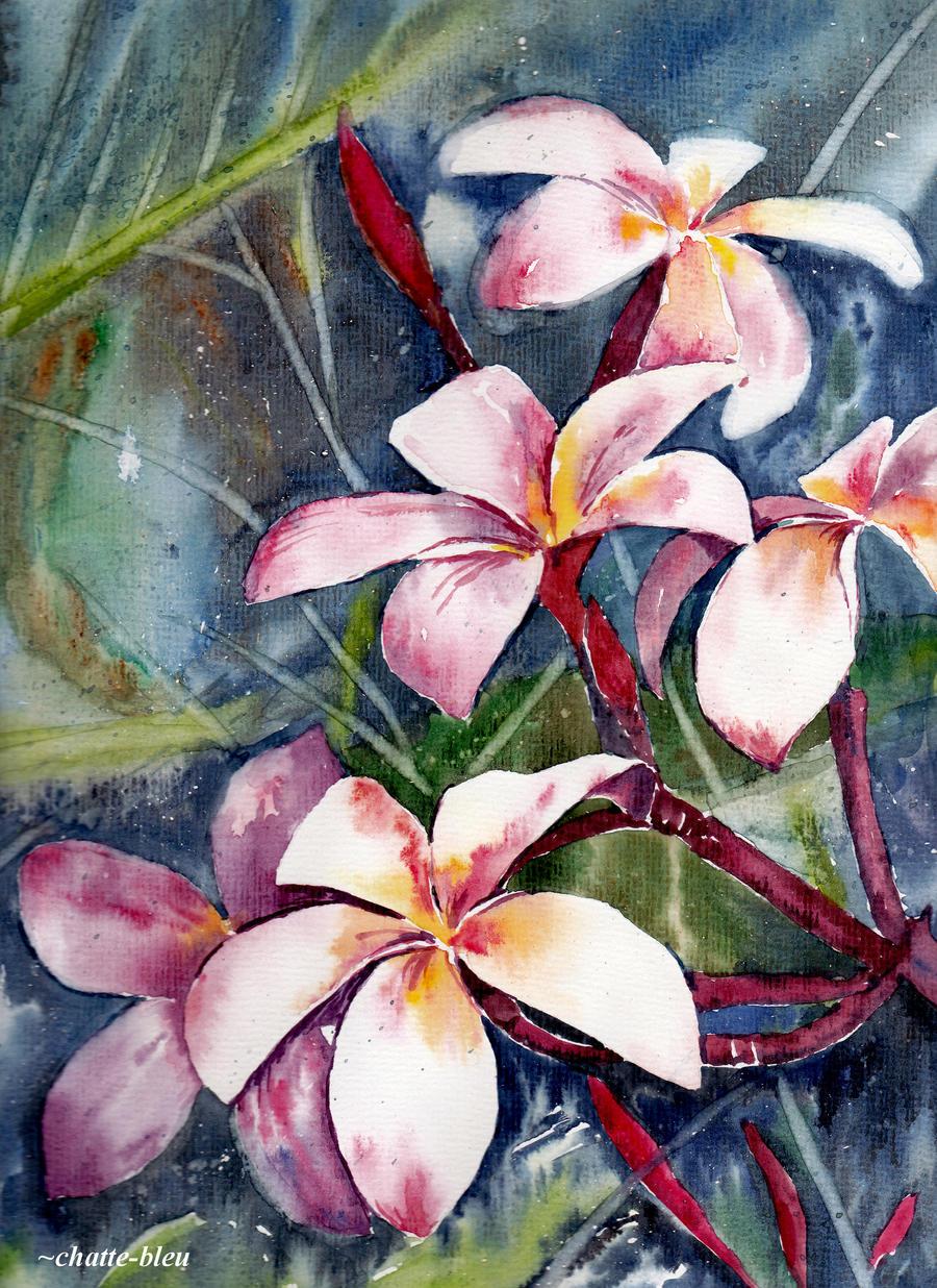 Kwiaty 3 by chatte-bleu