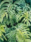 tropikalne liscie