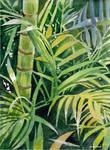 Tropikalne liscie 2