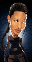 Toon Raider by mrpeculiar