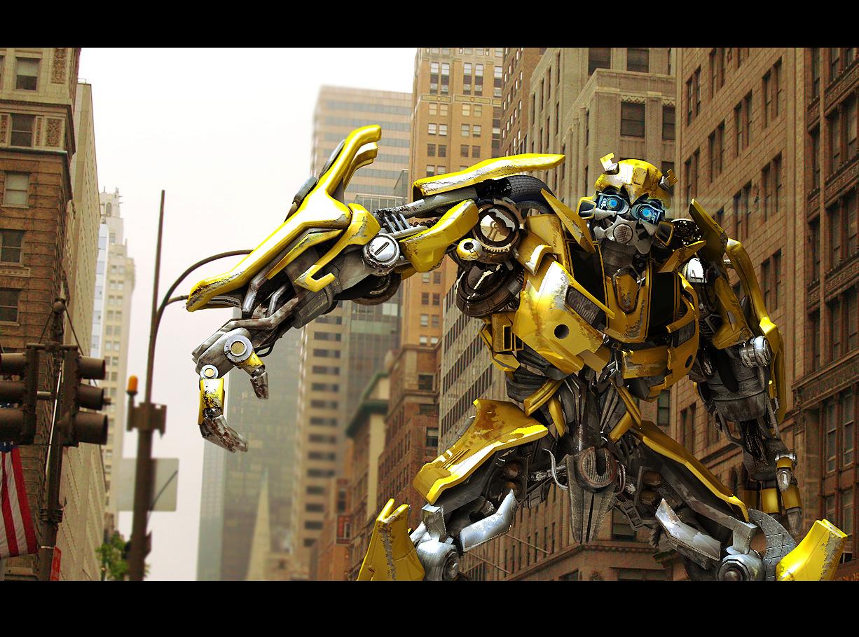 bumblebee 2 by mrpeculiar