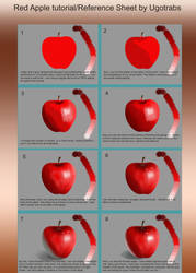 Red Apple Tutorial