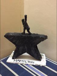 Hamilton statue by Trixielicious2005