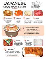 Japanese Crockpot Curry by gabapple