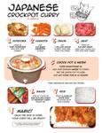 Japanese Crockpot Curry