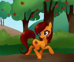 Gabapple Pony