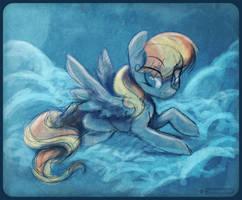 Starsweeper Pegasus by gabapple