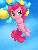Pinkie Pie YEAH by gabapple