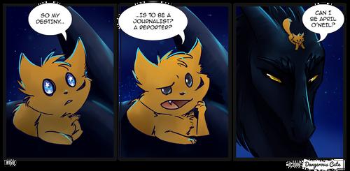 Dangerous Cute #159: Miss Monster pt 8