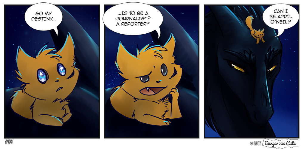 Dangerous Cute #159: Miss Monster pt 8 by gabapple