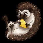 Fruit Animal - Hedgehog