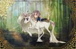 Vitya and Kismet by gabapple