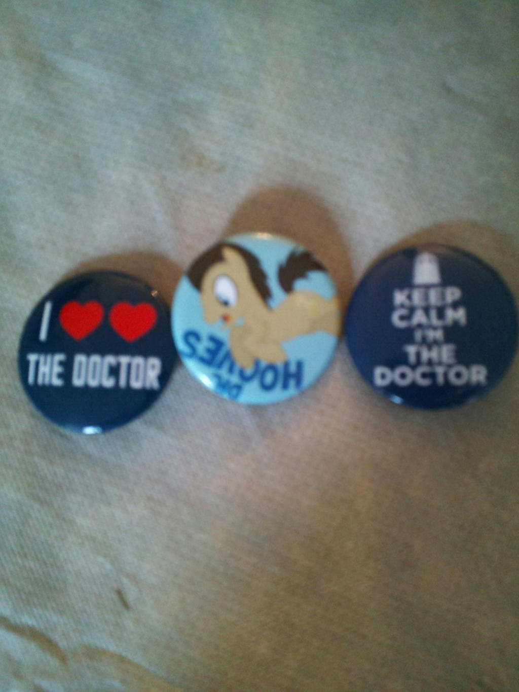 my new pins by lisabean