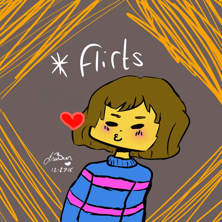 Flirt by lisabean