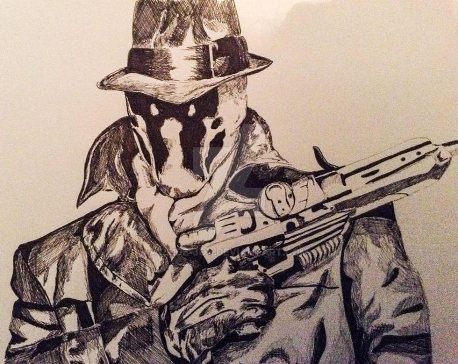 Rorschach by Pride-joy