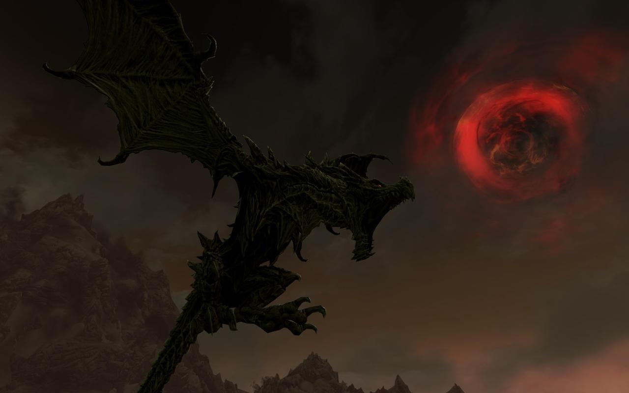 Alduin's Bane by TheSpiritOfTheWoods