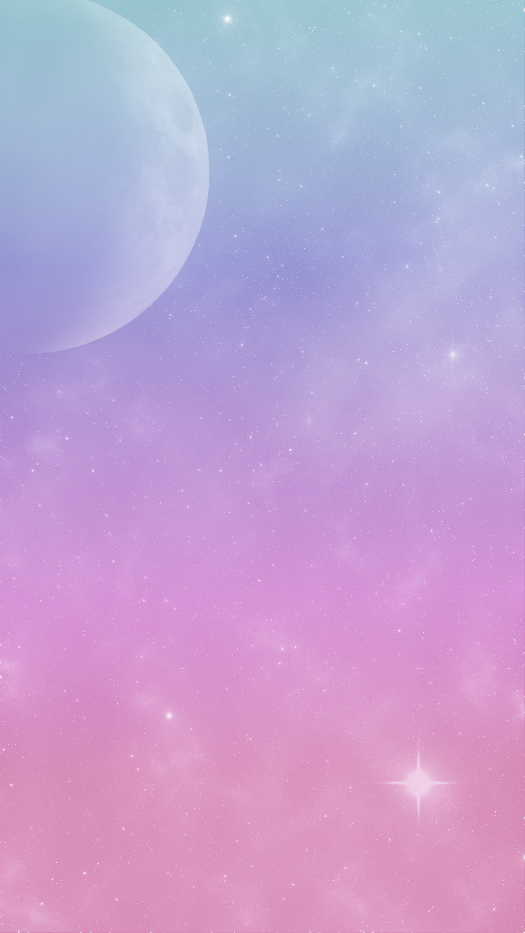 Galaxy Note 7 Pastel Sky Wallpaper by HarmoniousFusion