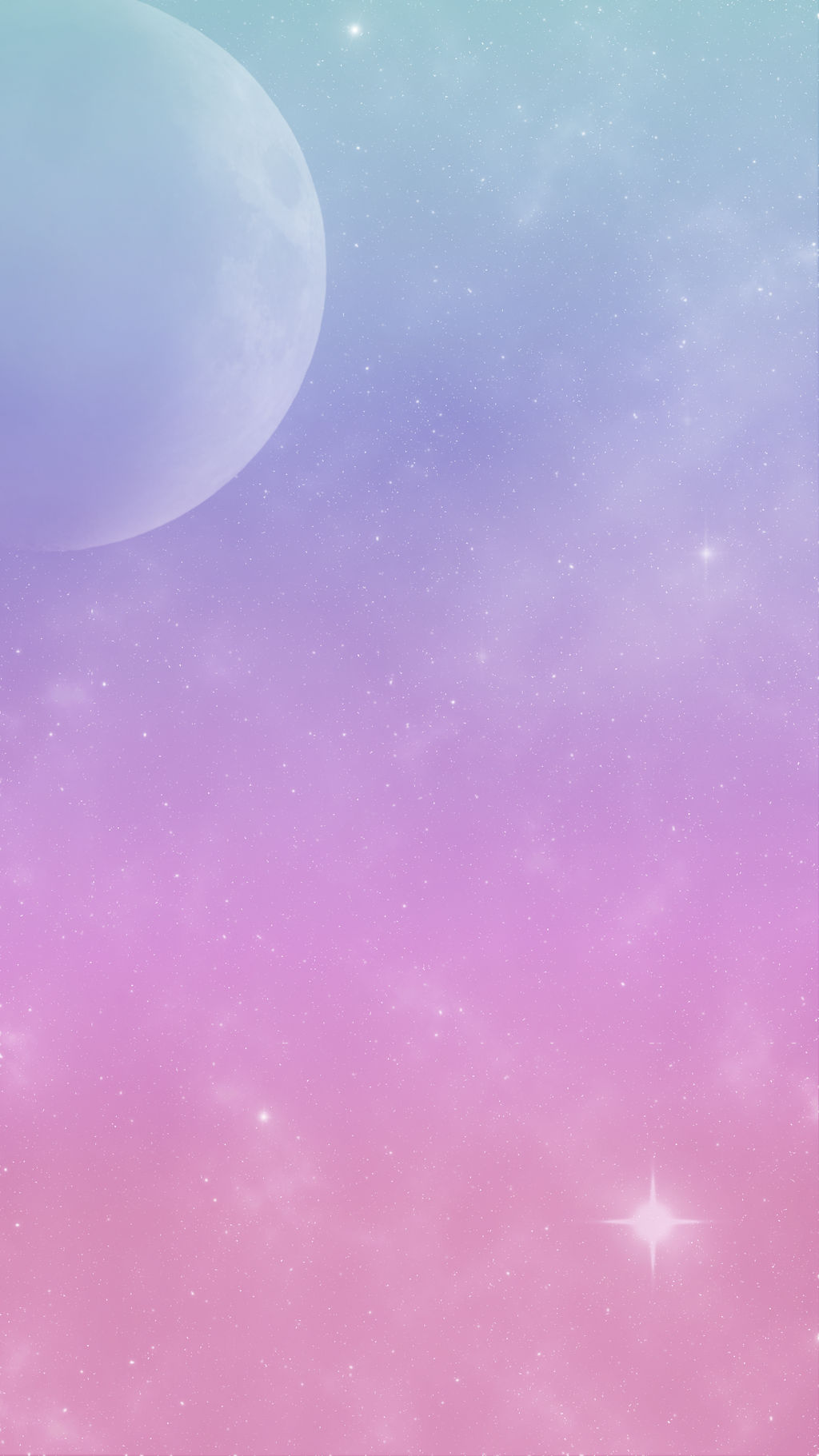 Pink Galaxy Wallpaper