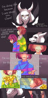 Hopes and Dreams [Undertale Comic]