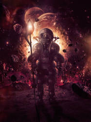 Spaceman by ShVan