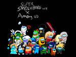 Super Smash Bros X Among Us vol 4