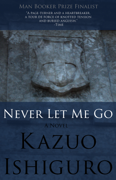 the books topic never let me go essay In never let me go, a fictional story focusing on three classmates from a unique boarding school, author kazuo ishiguro deals with questions of.