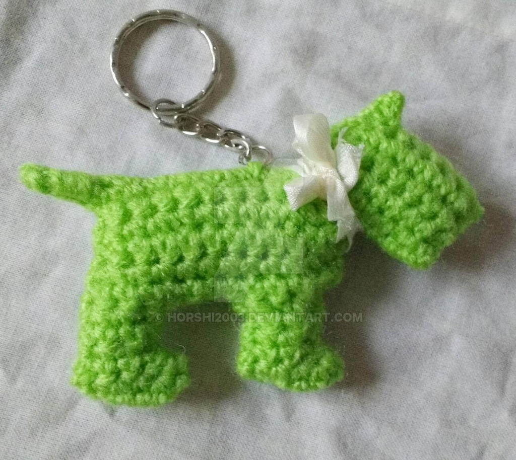 PROJECT #027: AMIGURUMI DOG WITH DIY FUR | 914x1024