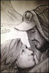Couple Portrait - Cassy and Alain (closer look)