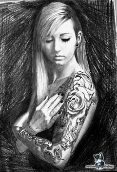 Heartbreak by Tom Yakovlev (InkedOnyx)
