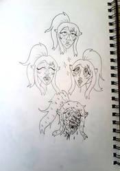 Ayano Doodles 1