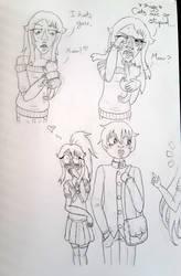 Ayano Doodles 2