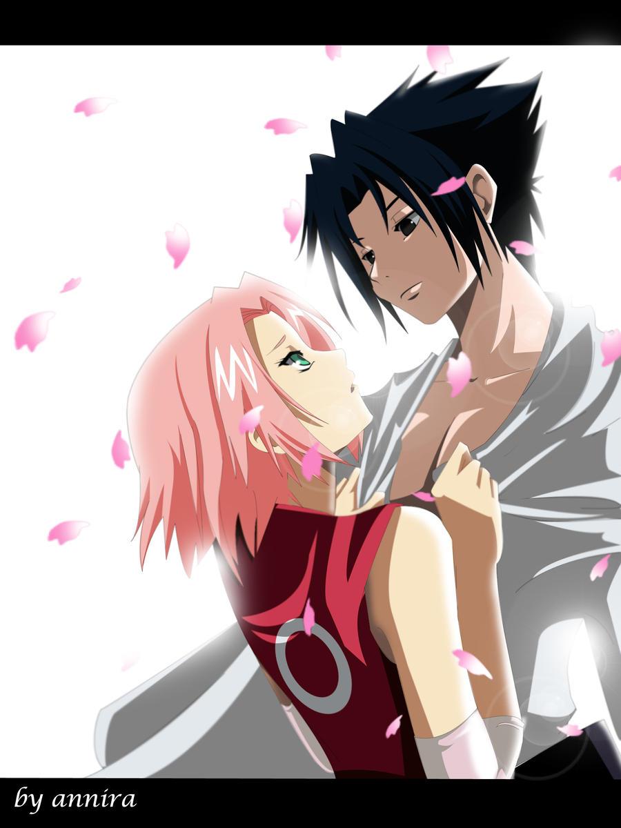 Sasuke and Sakura SasuSaku favourites by Zen904 on DeviantArt
